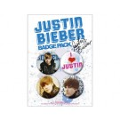"JUSTIN BIEBER ""Pack 2"" Badge Pack (4 x 1.5"" Badges)"