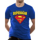 "SUPERMAN ""My Kids Call Me"" Official Men's T-Shirt (S)"