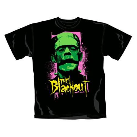 "BLACKOUT ""Frankenstien"" Official T-Shirt (L)"