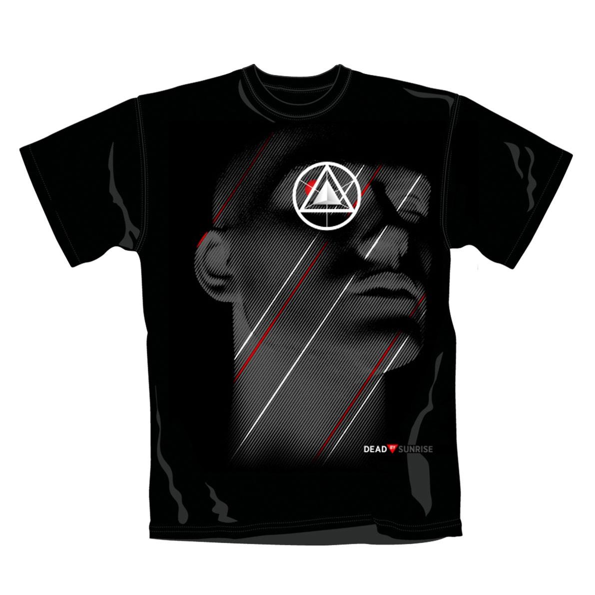 """DEAD BY SUNRISE """"Mannequin"""" Official T-Shirt (L)"""
