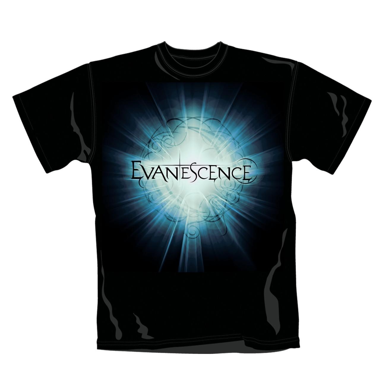 "EVANESCENCE ""Light"" Official T-Shirt (M)"