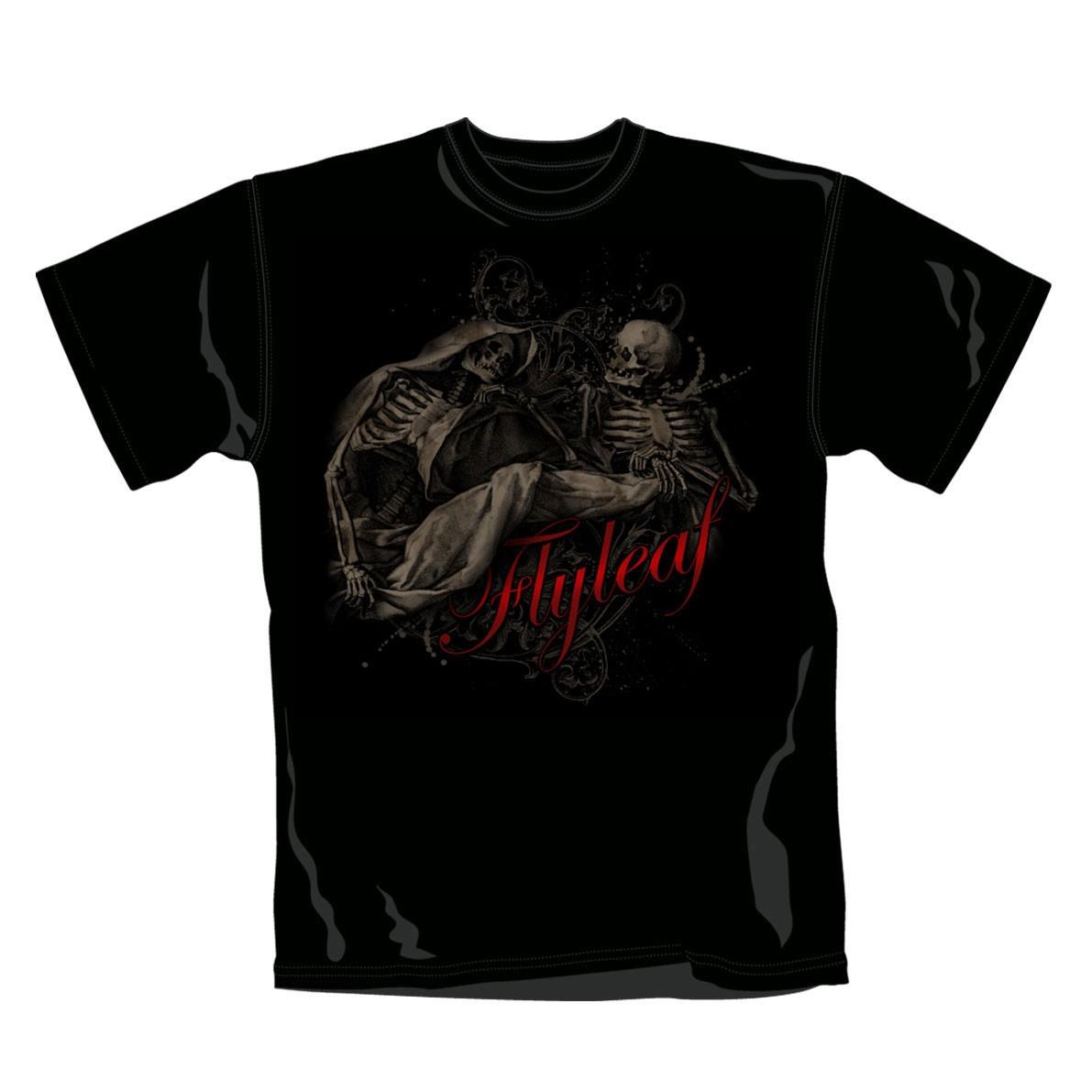 "FLYLEAF ""Conversation"" Official T-Shirt (L)"
