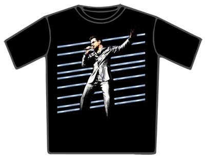 "GEORGE MICHAEL ""Live Lines"" T-Shirt (M)"