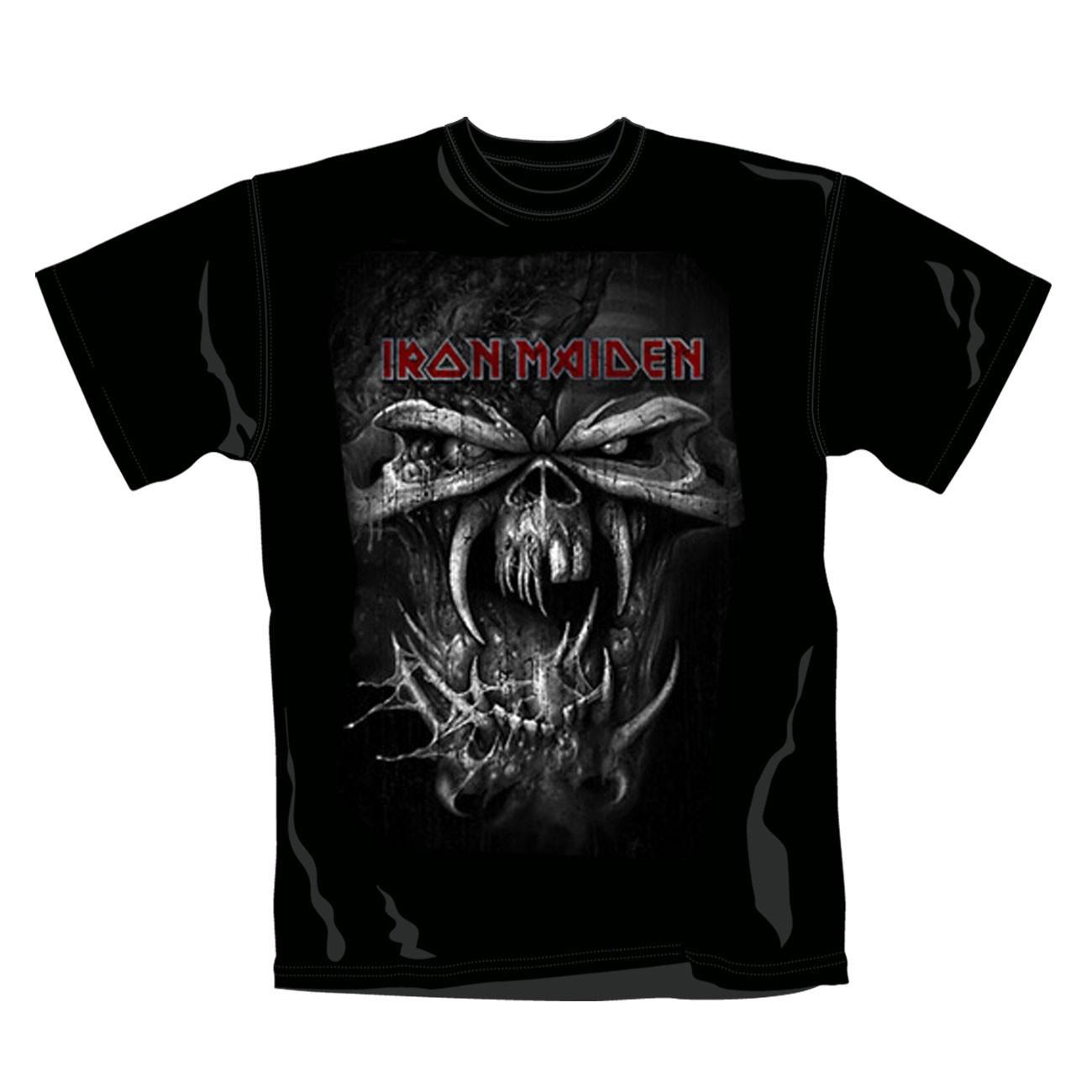 """IRON MAIDEN """"Final Frontier"""" Official T-Shirt (M)"""