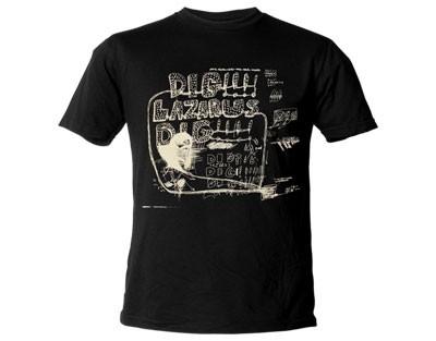 "NICK CAVE ""Lights Face"" Official T-Shirt (L)"
