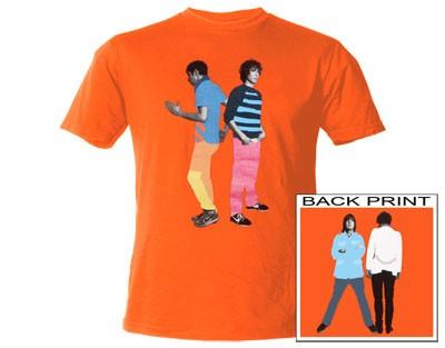 "RAPTURE ""Band"" Official T-Shirt (L)"