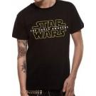 "STAR WARS V11 ""Logo Foil"" Official Men's T-Shirt (XL)"